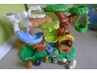 Fisher price little zoo people