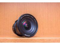 Laowa 15mm f/4 macro - Nikon fit