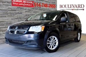 2013 Dodge Grand Caravan  SXT PLUS STOW N GO DVD+CAMERA MAGS