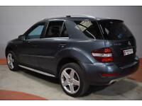 MERCEDES-BENZ M CLASS ML350 CDI BLUE EFFICIENCY SPORT Auto 5 Door 4X4 231 BHP (grey) 2010