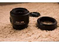 Nikon 35mm f1.8