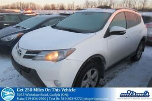 2013 Toyota RAV4 XLE SUV SUNROOF! HEATED SEATS! BLUETOOTH! CRUIS
