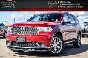 2016 Dodge Durango Citadel|AWD|6Seater|Navi|Sunroof|Backup Cam|B