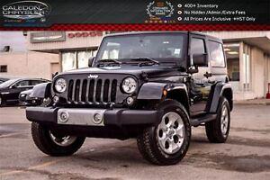 2015 Jeep Wrangler Sahara|4x4|Hard Top|Navi|Pwr Windows|Pwr Lock