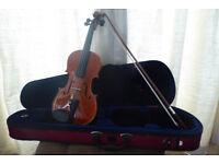 3/4 size violin (very good condition)