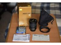 Nikon 10-24mm F3.5-4.5G