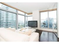 ( 1 ) One bedroom with balcony, East Tower, Pan Peninsula Square, Canary Wharf, London, E14