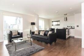 2 BED 2 BATH, 13th Floor, £2300PCM Excluding Bills, Concierge, 794SqFt, Aldgate E1 -SA