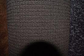 100% Polypropylene Thundra Carpet Dark Grey 4m x 4m (162)