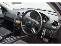MERCEDES-BENZ M CLASS 3.0 ML320 CDI SPORT 5d AUTO 222 BHP (blue) 2009
