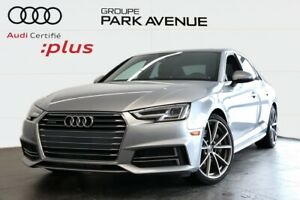 2017 Audi A4 2.0 TFSI PROGRESSIV S LINE ! NOUVEL ARRIVAGE !