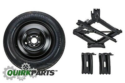2014-2017 Jeep Cherokee EMERGENCY SPARE TIRE KIT OEM BRAND NEW MOPAR GENUINE