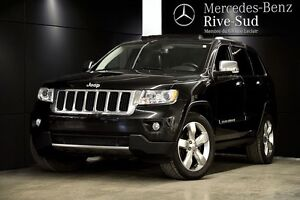 2011 Jeep Grand Cherokee Limited,V6, Toit pano, 20 pouces