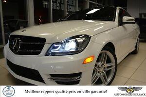 2014 Mercedes-Benz Classe-C C350 4MATIC COUPE NAV/TOIT/BLINDSPOT