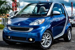 2009 Smart Fortwo CABRIOLET, PASSION