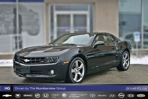 2012 Chevrolet Camaro 1LT RS PACKAGE LOW KM REAR CAM