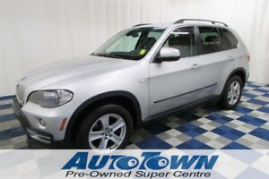 2007 BMW X5 4.8i AWD/SUNROOF/LEATHER/ACCIDENT FREE