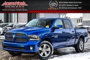 2017 Ram 1500 New Car Sport 4x4|Convenience Pkg|Sat Radio|Keyles