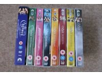 Charmed Seasons 1-8. All discs present and in great condition