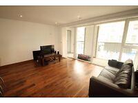 Furnished 1 bed flat, Shoreditch E2, walk to City, Spitalfields Market, terrace, modern & secure