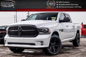 2018 Ram 1500 New Truck Night|4x4|Backup Cam|Bluetooth|Trailer T
