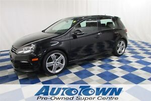 2012 Volkswagen Golf R AWD/NAV/LEATHER/SUNROOF