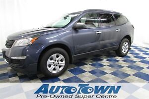2013 Chevrolet Traverse LS 7 PASSGR/LOCAL/CLEAN HISTORY