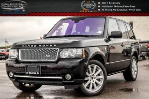 2012 Land Rover Range Rover SC |4x4|Navi|Sunroof|Backup Cam|Blue