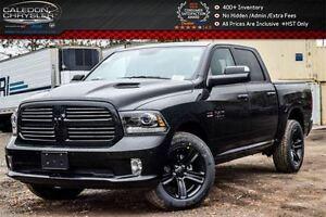 2017 Ram 1500 New Truck Sport|4x4|Black Ram Group|Navi|Backup Ca