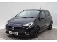 Vauxhall Corsa LIMITED EDITION (black) 2015-06-26