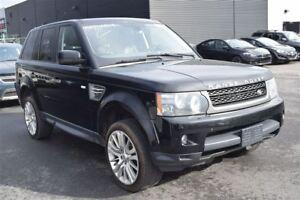 2010 Land Rover Range Rover Sport SPORT HSE AWD TOIT CUIR NAV À