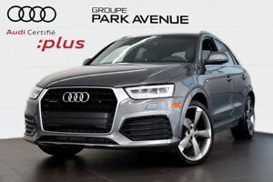2016 Audi Q3 2.0 TFSI TECHNIK S LINE+NAVIGATION+TOIT PANO !