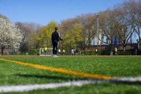 Play friendly football games in North London - players needed
