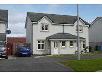 2 bedroom semi detached property to rent, 8 Westfield Brae, Westhill, Inverness