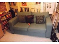 Double Sofa bed With Fire Regs Never been used