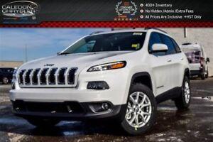 2017 Jeep Cherokee NEW Car North|4X4|Backup Cam|Bluetooth|Sat Ra