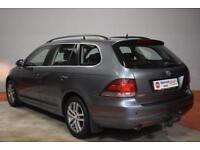 VOLKSWAGEN GOLF 1.6 TDI SE 5 Door Estate 103 BHP (grey) 2010