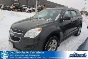 2014 Chevrolet Equinox LS SUV! BLUETOOTH! CRUISE CONTROL! POWER