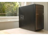 """GAMING PC: Core i3-4130/GTX 750/HDD 500GB/SSD OPTIONAL/8GB RAM/ in ASUS Case & ASUS 21.5"""" Monitor"""