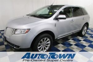 2011 Lincoln MKX AWD/NAV/LEATHER/FULLY LOADED!