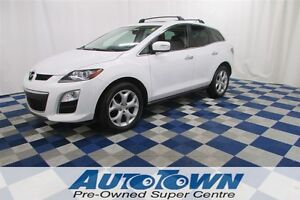 2012 Mazda CX-7 GT (A6)/CLEAN HISTORY/MEMORY SEATS/REAR VIEW CAM