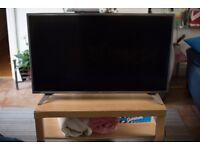 43'' LG 4K/UHD TV with smartOS with FREE CHROMECAST