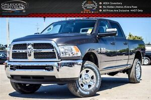 2017 Ram 2500 New Truck ST Disel 4x4 Backup Cam Snow Chief Group