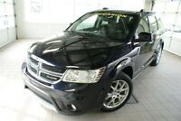 2011 Dodge Journey R/T + 7 PASSAGERS + AWD + CUIR +