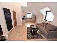Superb one bedroom second floor, newly built apartment in central Gerrards Cross