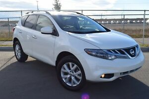 2013 Nissan Murano AWD SL CVT 1 Owner No Accidents Service Recor