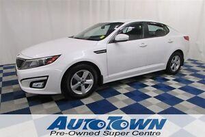 2014 Kia Optima LX/ALLOYS/HTD SEATS/ACCIDENT FREE/LOW KM