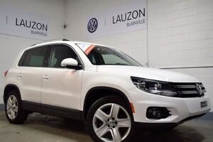 2014 Volkswagen Tiguan Highline 4motion