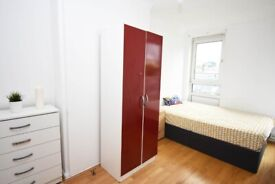 Modern Flat, Bright Double Room Next to Canary Wharf! Cheap Low Deposit!