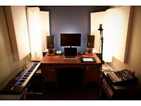 The Portal - Recording Studio for hourly hire - Vocalists / Singers / Production / Mixing